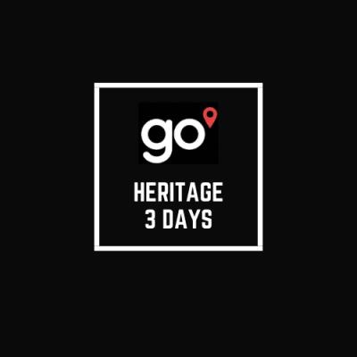 Heritage & Culture 3 days.